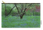 Forget Me Not Flowers Carry-all Pouch