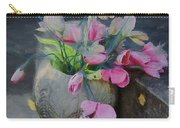 Forgotten Again - Painted Carry-all Pouch