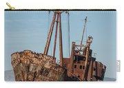 Forgotten Ship Wreck Carry-all Pouch