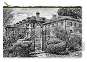 Formal Gardens Carry-all Pouch