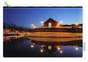 Former Prison Wolvenplein In Utrecht In The Evening 20 Carry-all Pouch