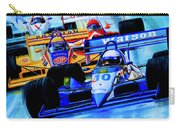 Formula 1 Race Carry-all Pouch