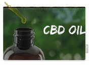 Formula Swiss Cbd Oil Carry-all Pouch