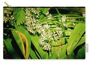 Forest's Gift. Bear's Garlic. Carry-all Pouch