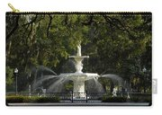 Forsyth Fountain 1858 Carry-all Pouch