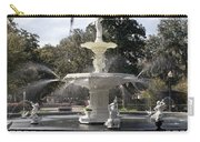 Forsyth Fountain Park Carry-all Pouch