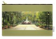 Forsyth Park Savannah Carry-all Pouch