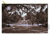 Forsyth Park Sepia Carry-all Pouch