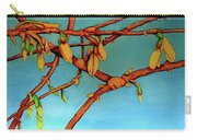 Forsythia Carry-all Pouch