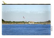 Fort Desoto South Pier Carry-all Pouch