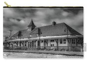 Fort Edward Train Station Carry-all Pouch