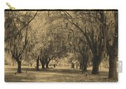 Fort Frederica Oaks Carry-all Pouch