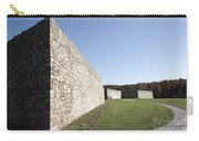 Fort Frederick In Maryland Carry-all Pouch