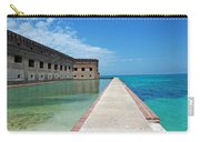 Fort Jefferson Dry Tortugas Carry-all Pouch