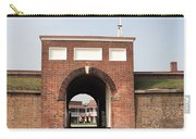 Fort Mchenry Gate In Baltimore Maryland Carry-all Pouch