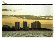 Fort Myers Skyline Carry-all Pouch