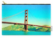 Fort Point Golden Gate Bridge Carry-all Pouch