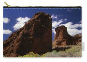 Fort Rock Twin Towers- H Carry-all Pouch
