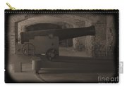 Fort Sumpter Cannon Carry-all Pouch