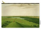 Fort Union, Mouth Of The Yellowstone River, 2000 Miles Above St. Carry-all Pouch