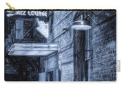 Fort Worth Impressions Scat Lounge Bw Carry-all Pouch