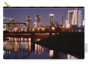 Fort Worth Panorama Carry-all Pouch