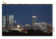 Fort Worth Skyline 051918 Carry-all Pouch