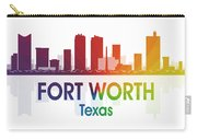 Fort Worth Tx Carry-all Pouch