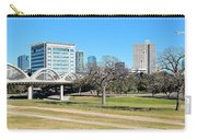 Fort Worth Wide Angle Carry-all Pouch