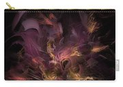 Fortress Of The Mind - Fractal Art Carry-all Pouch