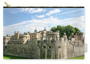 Fortress Of The Tower Of London Carry-all Pouch