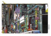 Forty Second And Eighth Ave N Y C Carry-all Pouch