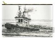 Foss Tugboat Sea Duke Carry-all Pouch
