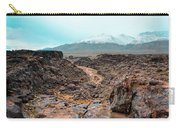 Fossil Falls  Carry-all Pouch