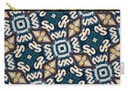 Fossil Road Mosaic Carry-all Pouch