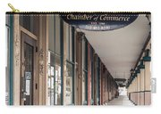 Foster Building In Clifton Springs Carry-all Pouch