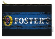 Fosters Beer Sign 3a Carry-all Pouch