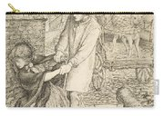 Found - Compositional Study Carry-all Pouch
