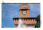 Fountain And Castle Carry-all Pouch
