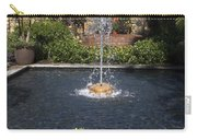 Fountain And Peppers Carry-all Pouch