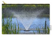Fountain Art Carry-all Pouch