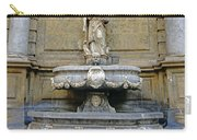 Fountain At Quattro Canti In Palermo Sicily Carry-all Pouch