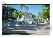 Fountain At Rio Vista Carry-all Pouch