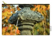 Fountain At Union Park Carry-all Pouch