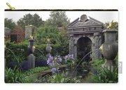Fountain Garden Carry-all Pouch