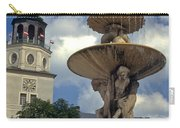 Fountain In Residenzplaz Square Carry-all Pouch