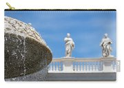 Fountain In The Piazza Carry-all Pouch