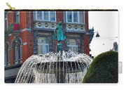Fountain Of Brussels Carry-all Pouch