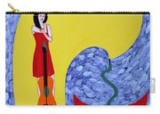 Fountain Of Creativity Carry-all Pouch