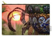 Fountain Of Life Carry-all Pouch